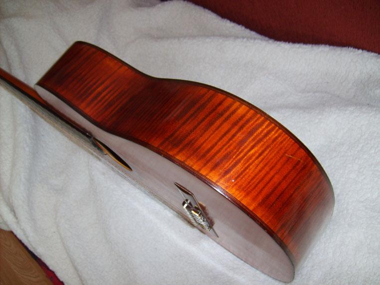 Обечайка для гитары своими руками